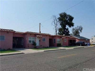 Hanford Multi Family Home For Sale: 429 E 9th Street