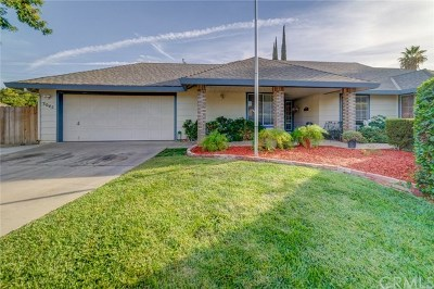 Merced Single Family Home For Sale: 3045 Ironwood Court