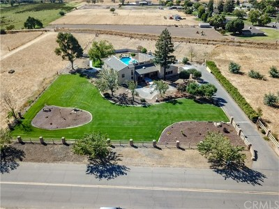 Merced Single Family Home For Sale: 4295 Los Olivos Road