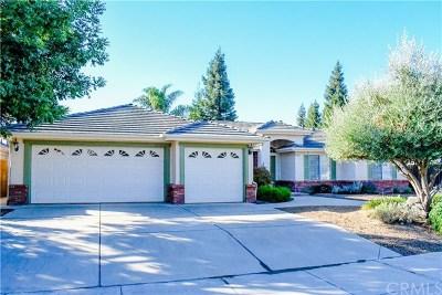 Merced Single Family Home For Sale: 628 Bobwhite Court