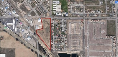 Madera Residential Lots & Land For Sale: 876 E Olive