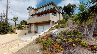 Cayucos Single Family Home For Sale: 370 Kentucky Avenue