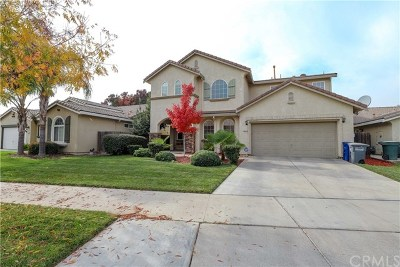 Merced Single Family Home For Sale: 3527 San Isidro Avenue