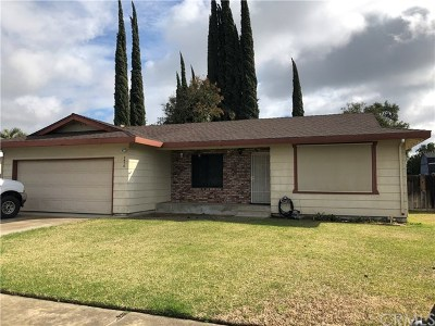 Atwater Single Family Home For Sale: 2970 Virginia Street