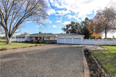 Merced Single Family Home For Sale: 3314 Stretch Road