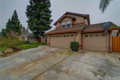 Merced Single Family Home For Sale: 2078 El Portal Drive