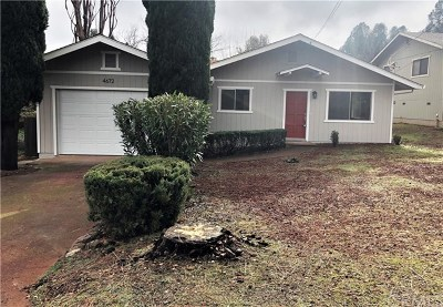 Kelseyville Single Family Home For Sale: 4672 Hawaina Way