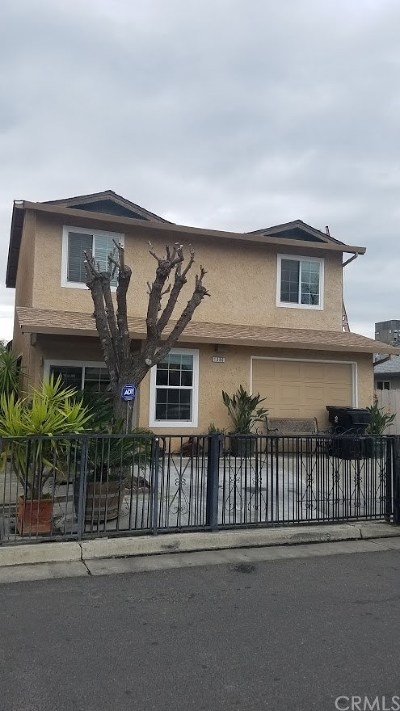 Atwater Single Family Home For Sale: 1386 Vine Street