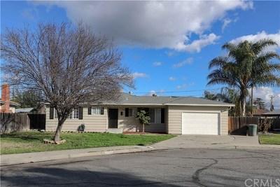 Merced Single Family Home For Sale: 1610 Evette Court