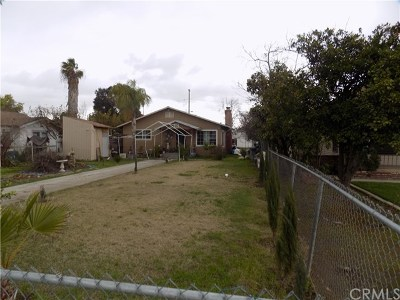 Madera Single Family Home For Sale: 417 S B Street