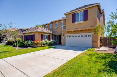 Atwater Single Family Home For Sale: 1542 Fieldcrest Drive