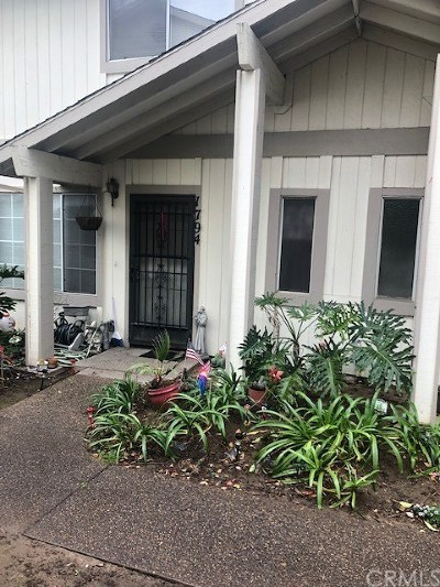 Merced Condo/Townhouse For Sale: 1794 Merced Avenue