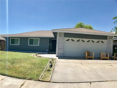 Merced Single Family Home For Sale: 3363 San Luis Rey Court
