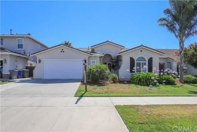 Merced Single Family Home For Sale: 3586 Santiago