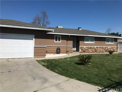 Atwater Single Family Home For Sale: 1864 Osborn