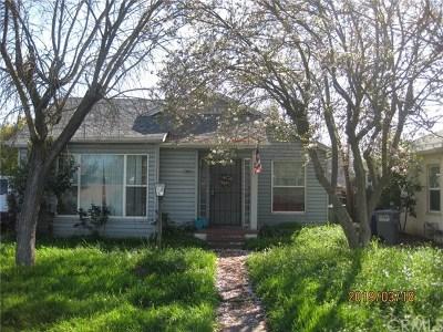 Merced Single Family Home For Sale: 90 E 23rd Street