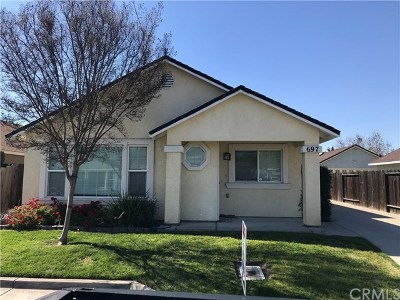 Atwater Single Family Home For Sale: 697 San Joaquin Court
