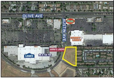 Merced Residential Lots & Land For Sale: 3000 Austin Way