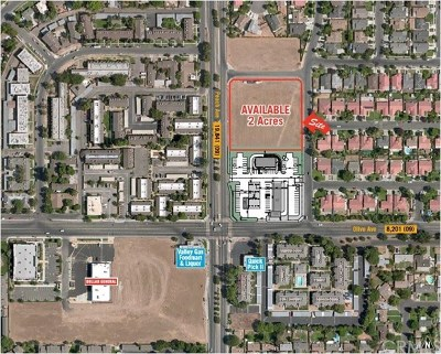 Fresno Residential Lots & Land For Sale: 1254 N Peach Avenue