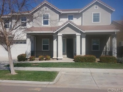 Merced Single Family Home For Sale: 2349 Pacheco Drive