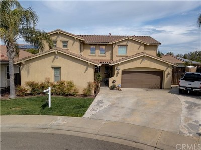 Atwater Single Family Home For Sale: 2057 Canon Persido Court