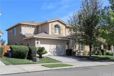 Merced Single Family Home For Sale: 735 Ironstone Drive