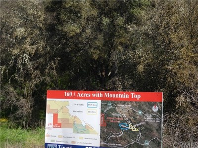 Mariposa County Residential Lots & Land For Sale: Old Toll Road