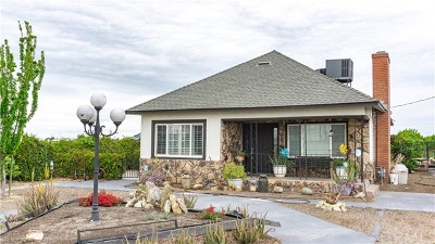 Turlock Single Family Home For Sale: 6707 W Bradbury Road