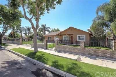 Atwater Single Family Home Active Under Contract: 1145 Sierra Vista Street