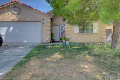 Merced CA Single Family Home For Sale: $249,000