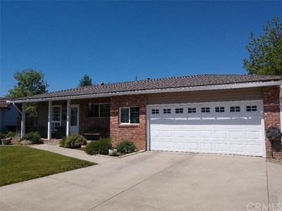 Merced Single Family Home For Sale: 3343 El Capitan Court