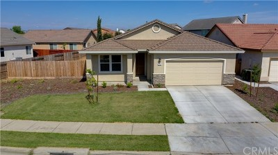 Atwater CA Single Family Home For Sale: $337,500