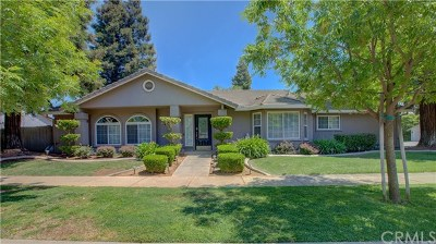 Merced CA Single Family Home For Sale: $374,900