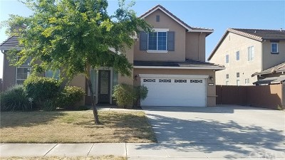 Atwater Single Family Home For Sale: 1960 Bridlewood Court