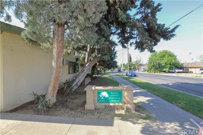 Merced Multi Family Home Active Under Contract: 2456 Glen Avenue