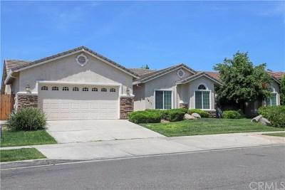 Merced Single Family Home For Sale: 1411 Davenport Drive