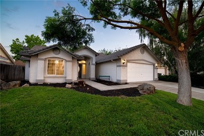 Merced Single Family Home For Sale: 786 Grouse Court