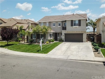 Atwater Single Family Home For Sale: 1572 Fieldcrest Drive