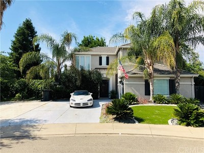 Merced Single Family Home For Sale: 3511 Capilano Court