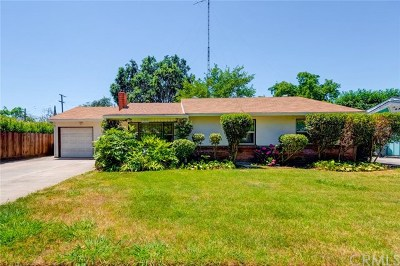 Merced Single Family Home For Sale: 1222 W 25th Street