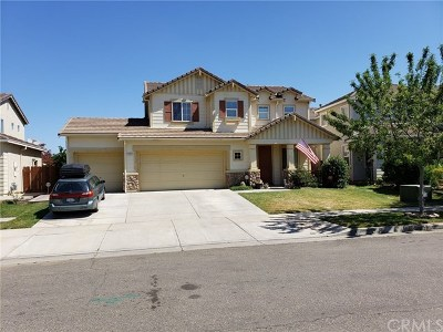 Merced Single Family Home For Sale: 1233 Strawberry Drive