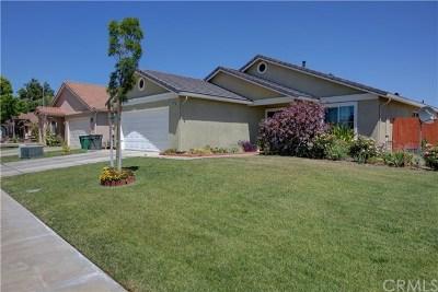 Merced Single Family Home For Sale: 2206 W Drake Avenue