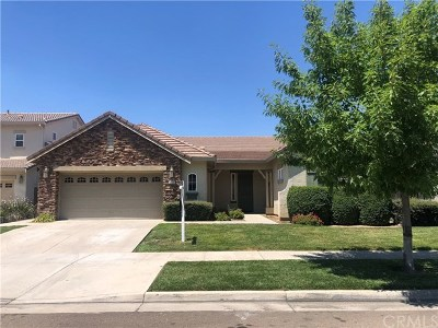 Merced Single Family Home For Sale: 1269 Catalina Drive
