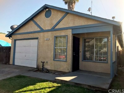 Atwater Single Family Home For Sale: 1541 Vine Circle