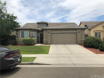 Atwater Single Family Home For Sale: 2056 Nebela Drive
