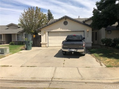 Atwater Single Family Home For Sale: 3024 Waterfall Drive