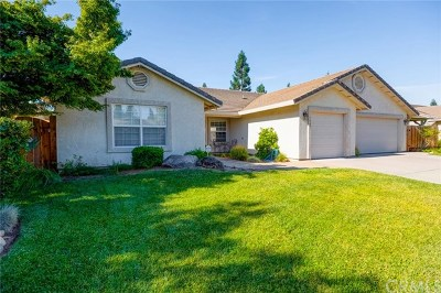 Merced Single Family Home For Sale: 1282 Cathedral Creek Court