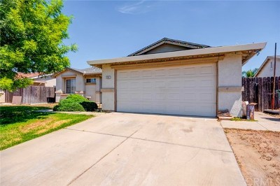 Atwater Single Family Home For Sale: 721 Oriole Way