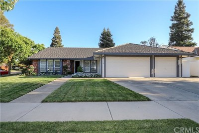 Merced Single Family Home For Sale: 1170 E Donna Drive