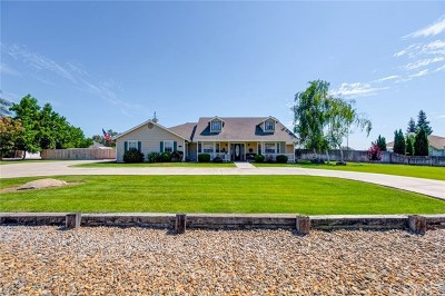 Atwater Single Family Home For Sale: 6211 Yorkshire Drive